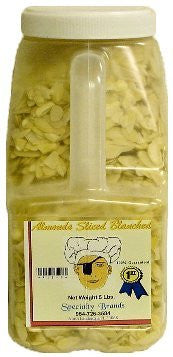 Specialty Brands Almonds - 5 lb. Jar (#411-5)