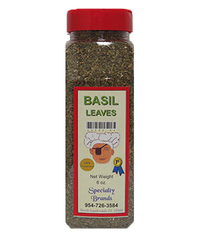 Basil - 6 oz. Jar