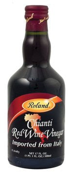 Roland Vinegar Chianti Red Wine - 17 oz. Jar