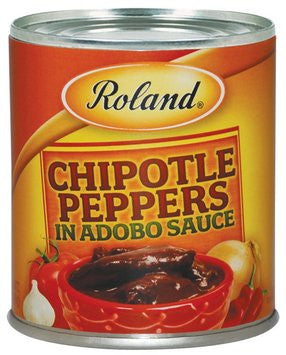 Roland Peppers Chipotle - 7 oz. Can
