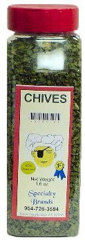 Chives - 1.6 oz. Jar