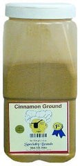 Specialty Brands Cinnamon Ground - 5 lb. Jar (#3007-5)