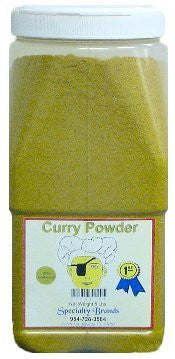 Curry Powder - 5 lb. Jar