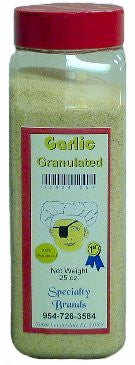 Garlic Granulated - 25 oz. Jar