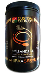 Hollandaise Sauce - 38 oz. Canister