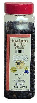 Juniper Berries - 10 oz. Jar