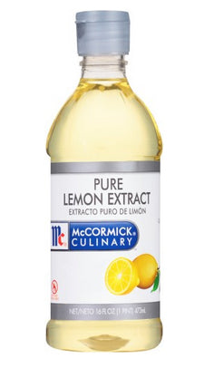 McCormick Lemon Extract - 32 oz. Jar