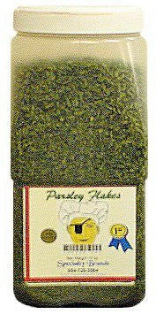 Parsley Flakes - 10 oz. Jar