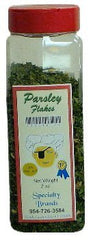 Parsley Flakes - 2 oz. Jar