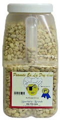 Specialty Brands Peanuts Dry Roasted Not Salted - 6.5 lb. Jar (#464-5)