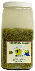 Rosemary Leaves - 1.75 lb. Jar