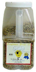 Specialty Brands Sunflower Seeds - 5 lb. Jar (#458-5)