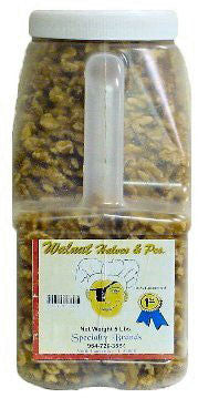 Walnuts Halves & Pieces - 5 lb. Jar