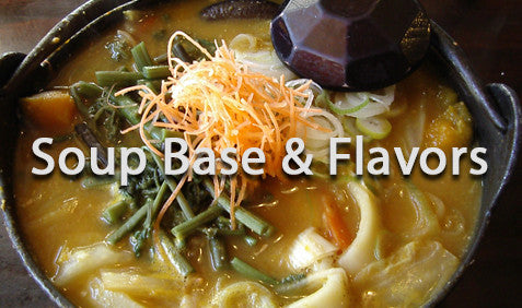 Soup Base & Flavors