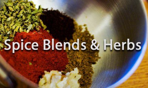 Spice Blends & Herbs