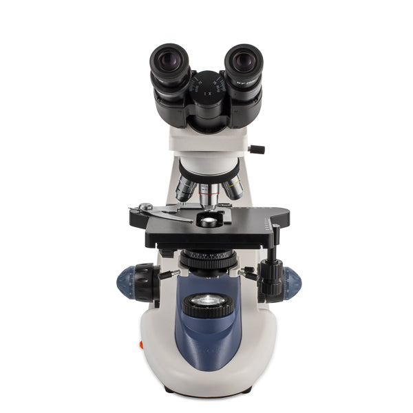 Microscopio binocular intermedio