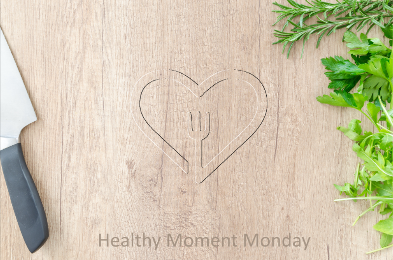 What is Healthy Moment Monday?