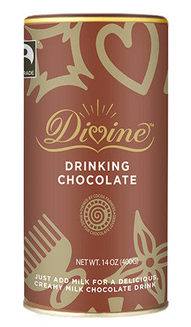 Fair Trade Divine Drinking Chocolate - God Then Coffee