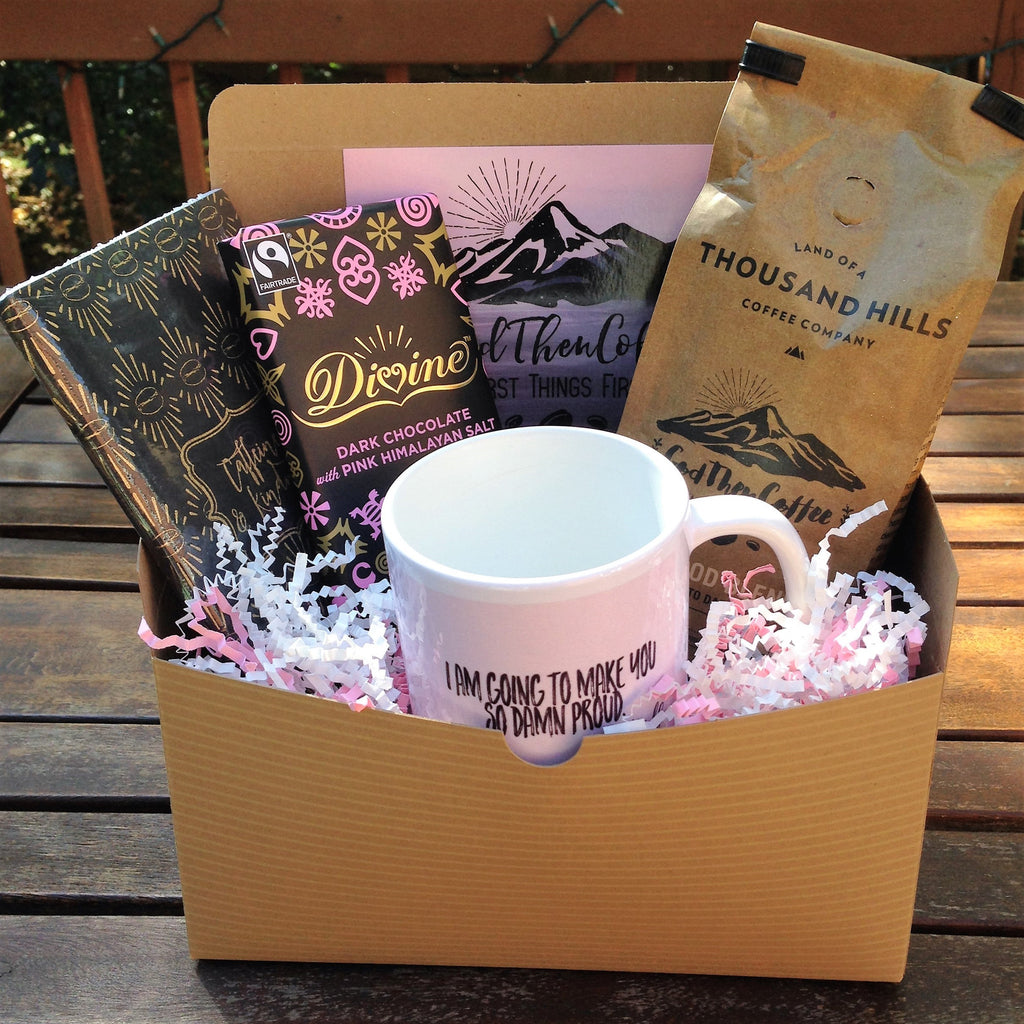 Gift Box - God Then Coffee