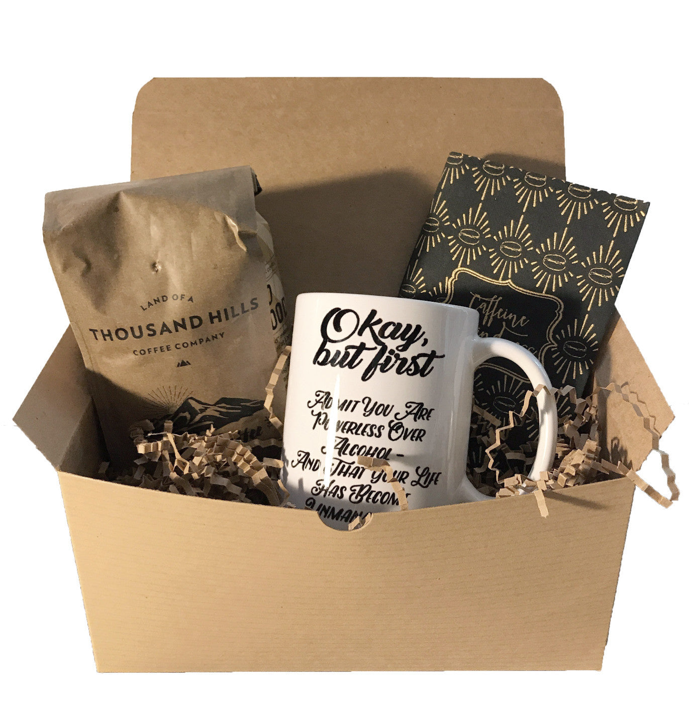 First Step Coffee Gift Box