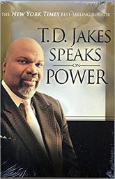 T.D. Jakes Speaks on Power