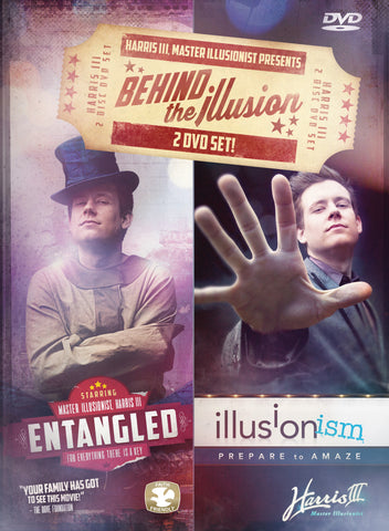 Behind the Illusion (DVD)