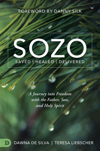 SOZO Saved Healed Delivered