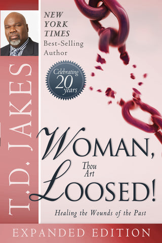 Woman Thou Art Loosed Expanded Edition