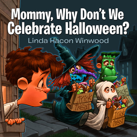 Mommy, Why Don't We Celebrate Halloween? PROMO
