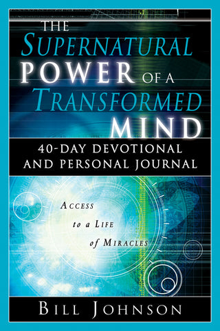 Supernatural Power 40 Day Devotional