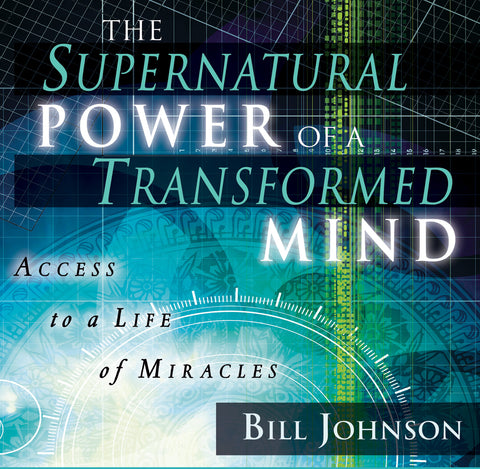 Supernatural Power/Trans Mind Audio Book