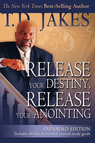 Release Your Destiny, Release Your Anoin