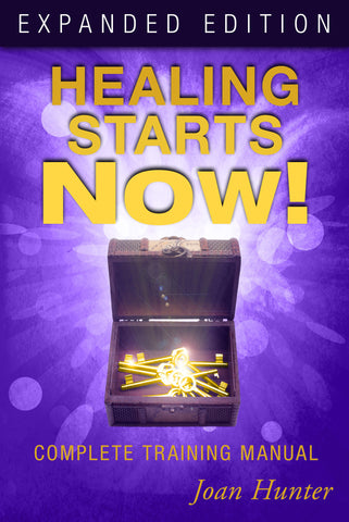Healing Starts Now! Expanded Edition