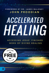 FREE Feature Message: Accelerated Healing (Digital Download)