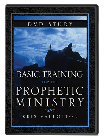 Basic Train/Prophetic Ministry DVD Study