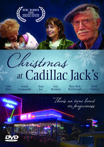 Christmas at Cadillac Jack's DVD