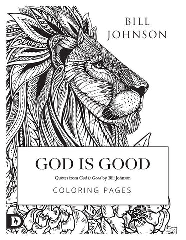 God is Good Coloring Pages FREE Download – Destiny Image