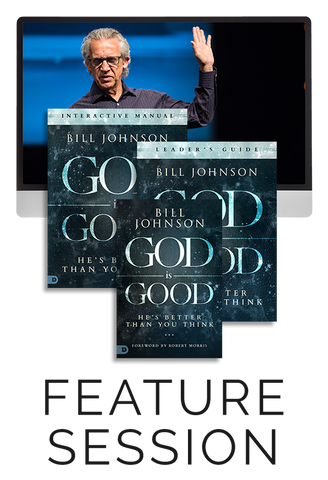 God is Good Feature Session With Companion Study Materials