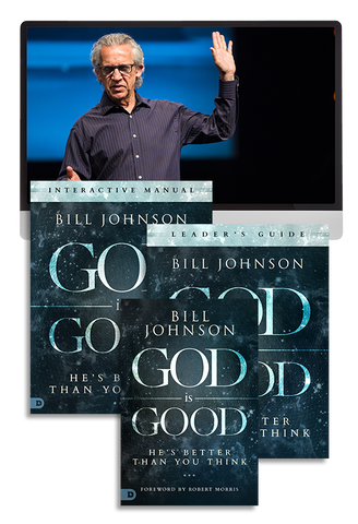 God is Good Ecourse with Bill Johnson