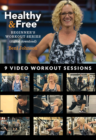 Healthy and Free Workout (digital download)