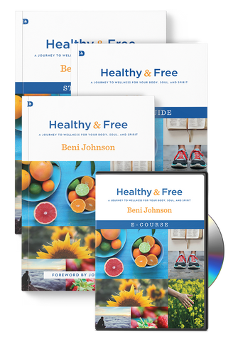 Healthy and Free Free E-Course Session (Digital Download)