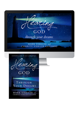 Hearing God Through Your Dreams Ecourse (Digital Download)