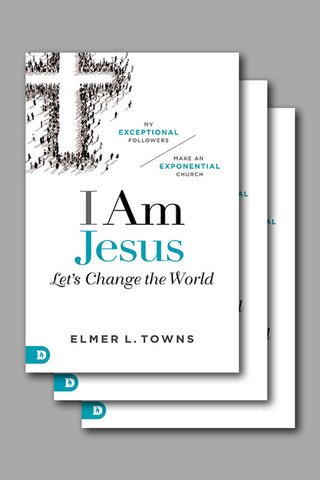 I Am Jesus: Let's Change the World (12 Book Bundle)