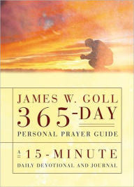 James W. Goll 365-Day Personal Prayer Guide PROMO