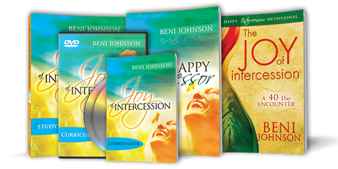 Joy of Intercession Home Study Kit