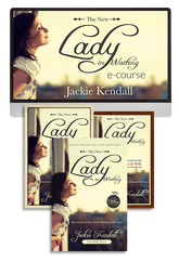 A New Lady in Waiting ECourse with Jackie Kendall