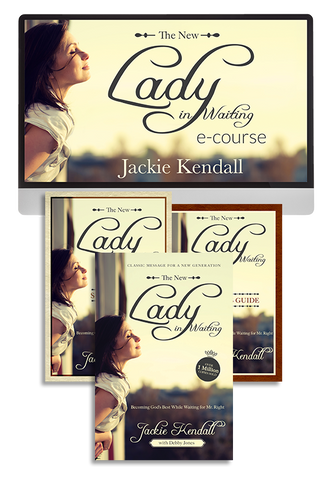 A New Lady in Waiting ECourse with Jackie Kendall (Digital Download)