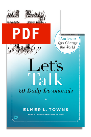 Let's Talk: 50 Daily Devotions (Digital Download)