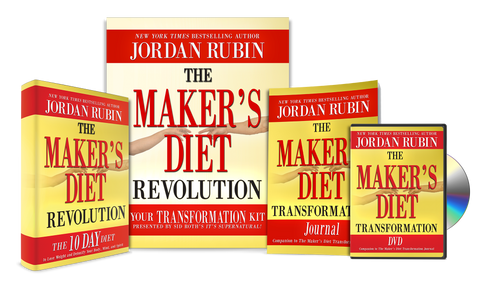 Maker's Diet Transformation Home Study Kit