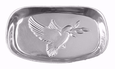 Dove Serving Tray (Polished)